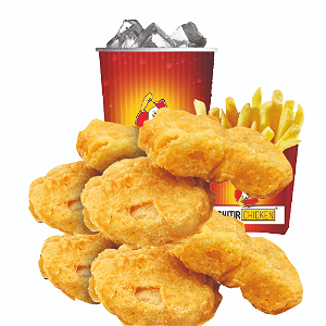 Foto Nuggets 8st. Menu