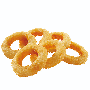 Foto Onion rings 6st.